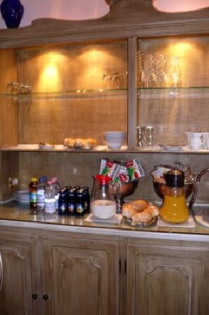 Hotel Ca' Dogaressa: angolo colazione