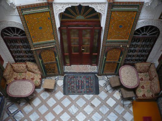 Dar Bouanania : la cour