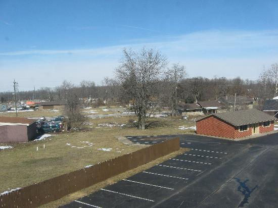 Comfort Inn Madison: View from Rm 319