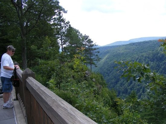 Wellsboro, PA: Grand Canyon Overlook.
