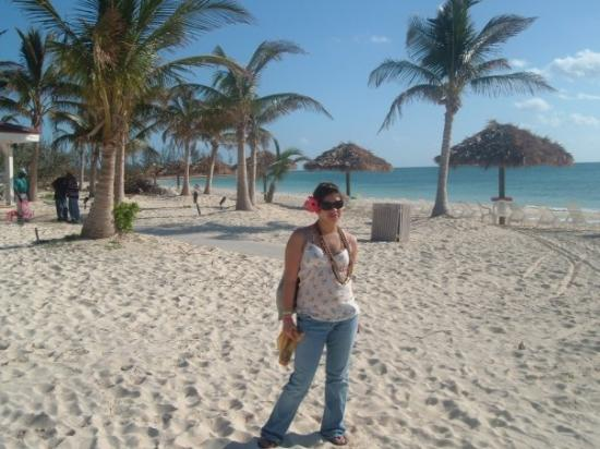 Freeport Grand Bahama Island Kim On Taino Beach Bahamas