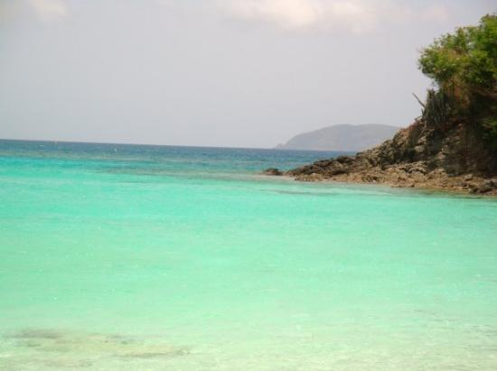 St. John, Antigua: Trunk Bay , St, Johns