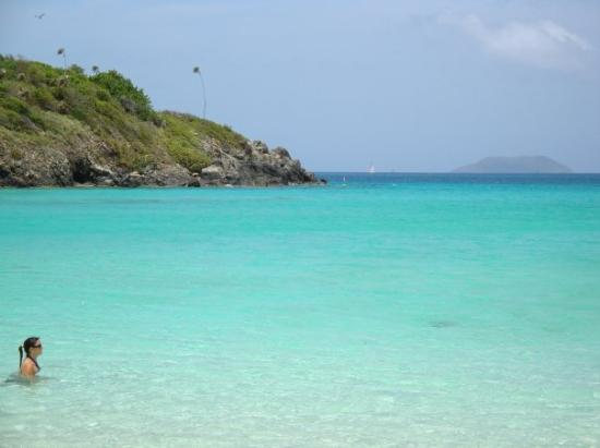 St. John, Antigua: Trunk Bay St,Johns Virgin Island  This is where we celebrated Graduation and my B-day last year