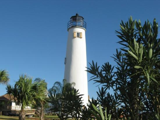 Saint George Island Lighthouse St George Island Fl