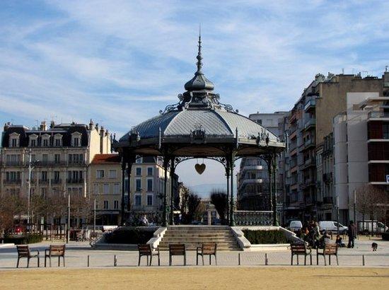 Valence, Frankrike: Parc Jouvet