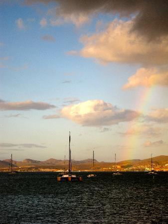 Posada LunaSol Hotel: Rainbow