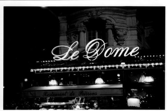 Le Dome: paris 2002