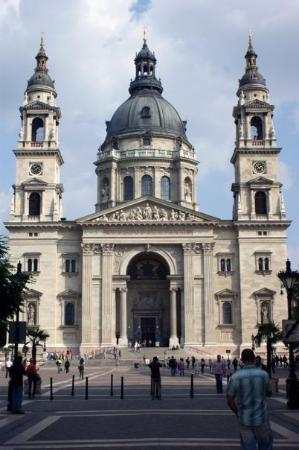 Basilique Saint-Étienne de Pest : St Stephen's Basilica