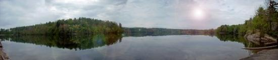Otis, MA: Laurel Lake
