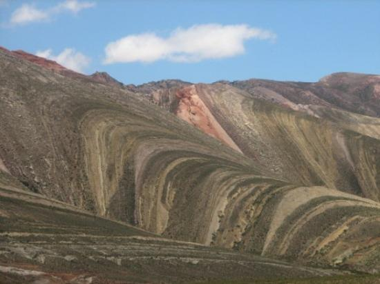 La Quiaca, Argentina: camino a Tilcara