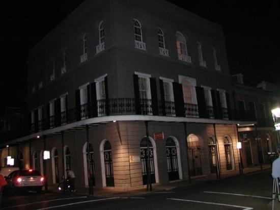 Haunted History Tours New Orleans La
