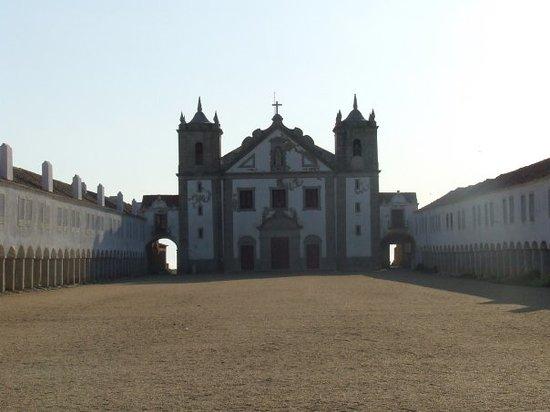 Σεσίμπρα, Πορτογαλία: ACIENT MONASTERY - CAPE ESPICHEL, SESIMBRA