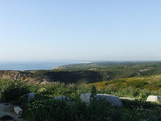 Σεσίμπρα, Πορτογαλία: CAPE ESPICHEL, SESIMBRA