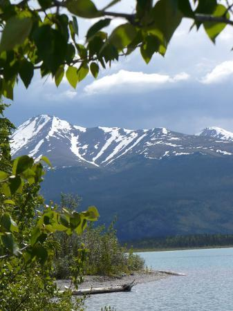 Whitehorse, Kanada: A beautiful sight in Yukon's North West Territory