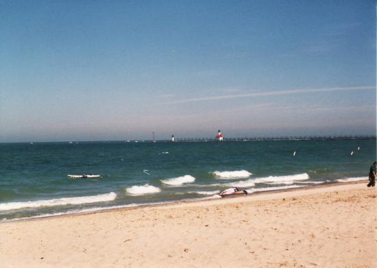 Saint Joseph Mi Silver Beach At St Michigan