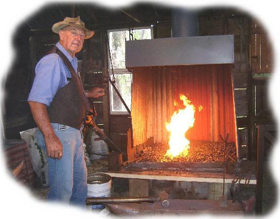 Scarness, Australie: Blacksmith