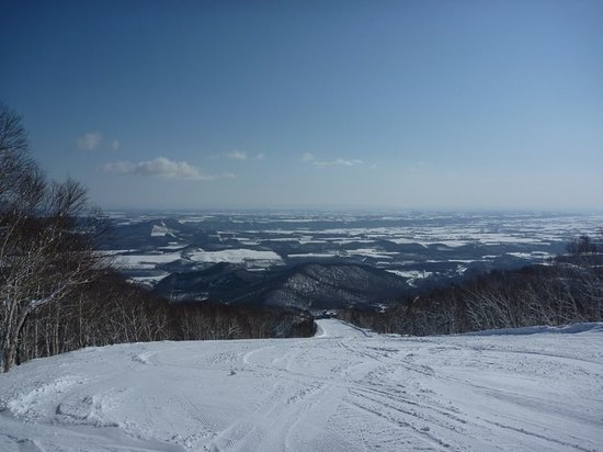Sahoro Resort Ski Place