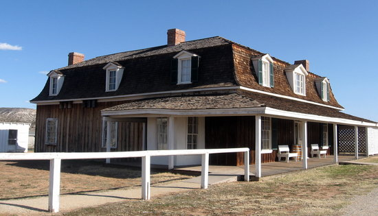 Fort Verde State Historic Park : One of the remaining buildings