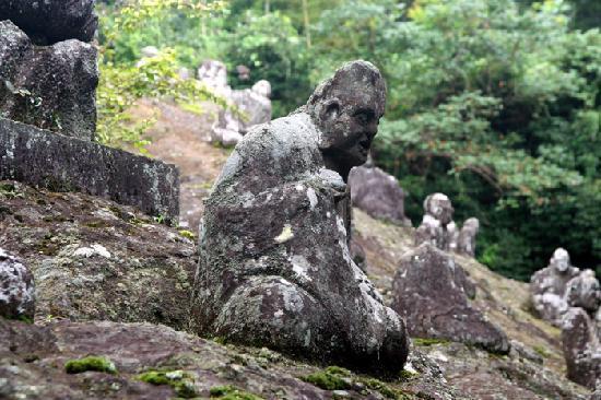 Reigando: 霊巌禅寺の五百羅漢