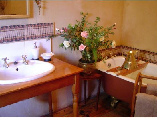 Oakdene Guest House: Love the Old barthtub