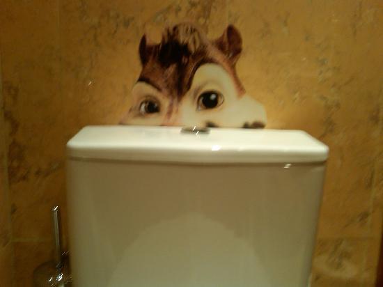 TRYP Madrid Atocha: Toilet...