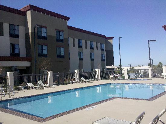 Hampton Inn & Suites San Diego-Poway: Pool and Spa