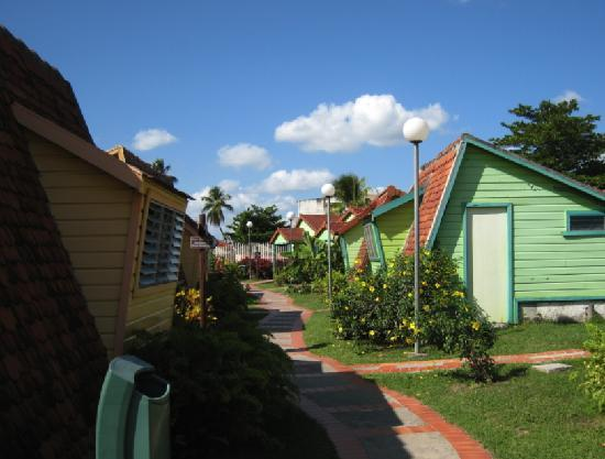 Hotel Bambou: extérieur