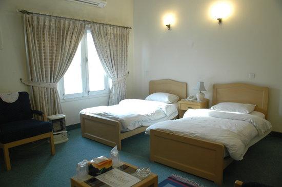 Jasmine Lodge 2: Room with a view