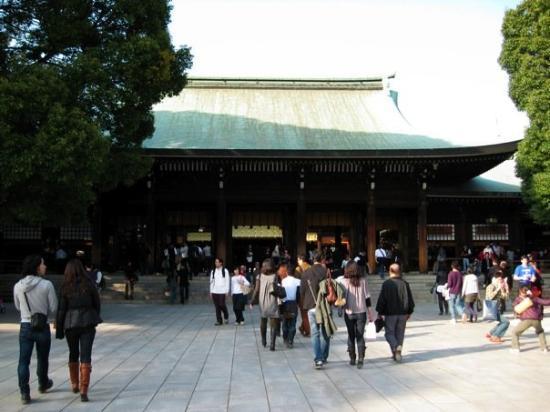 明治神宮08 - Picture of Meiji Jingu Shrine, Shibuya - TripAdvisor