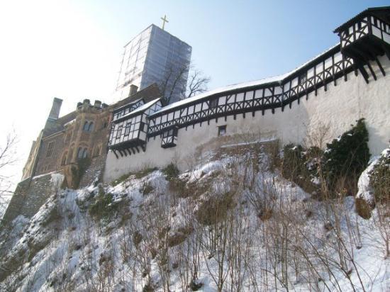 Wartburg Castle ภาพถ่าย