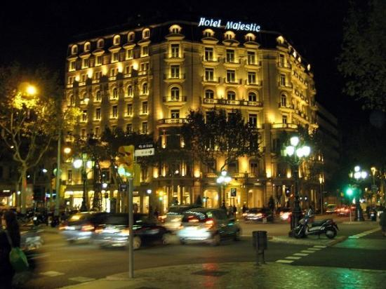 Majestic Hotel Barcelona Reviews