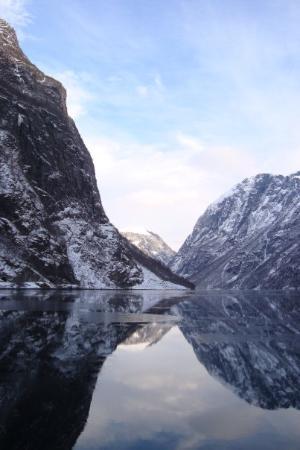 Bilde fra Flåm