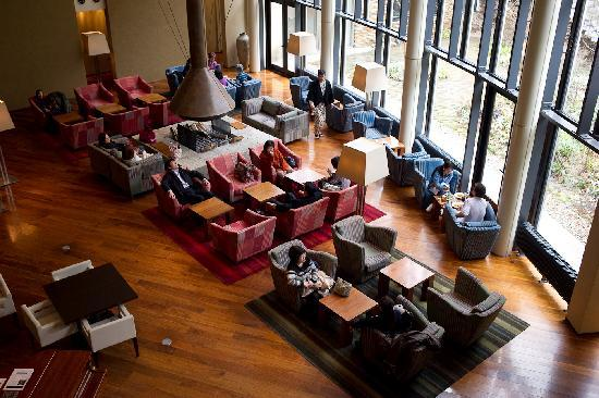 "Hyatt Regency Hakone Resort and Spa: The ""Living Room"""