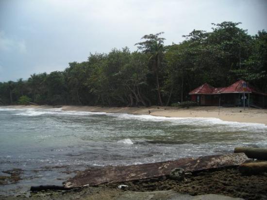 Cahuita, Costa Rica: Plya Blanca