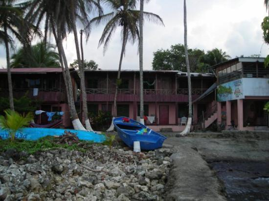 Cahuita, Costa Rica: Spencer's Seaside Lodge