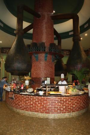 Bayahíbe, República Dominicana: Bufet