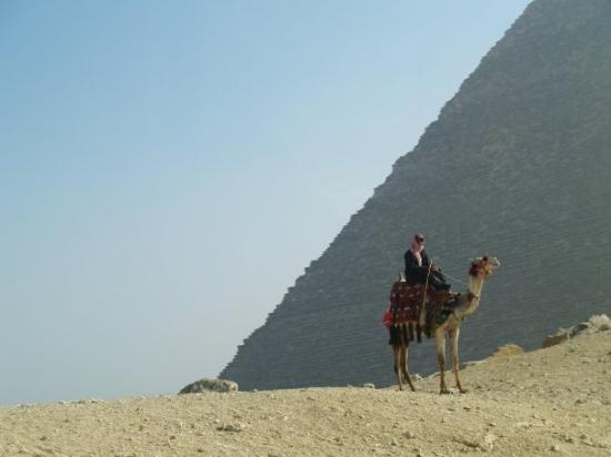 Gizeh, Ägypten: Tourist Police