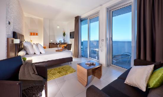 Aqua Hotel: Junio suite