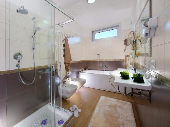 Sala da Bagno - Foto di Aqua Hotel, Rimini - TripAdvisor