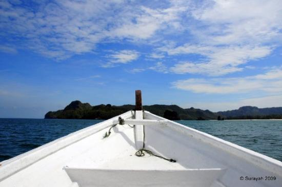 Bow Of A Boat >> The Bow Of The Boat Picture Of Langkawi Langkawi