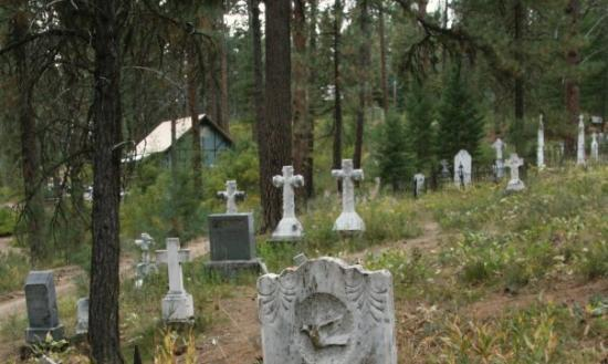 ‪‪Placerville‬, ‪Idaho‬: Placerville cemetary‬