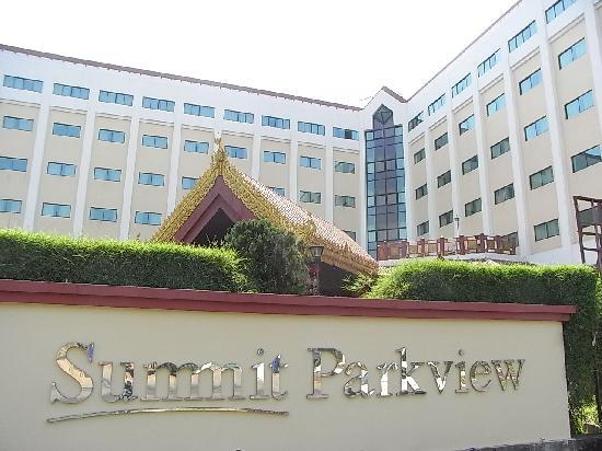 Summit Parkview Hotel 表
