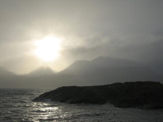 Bilde fra Canal Beagle