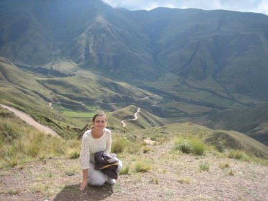 Salta, Arjantin: Cuesta del Obispo