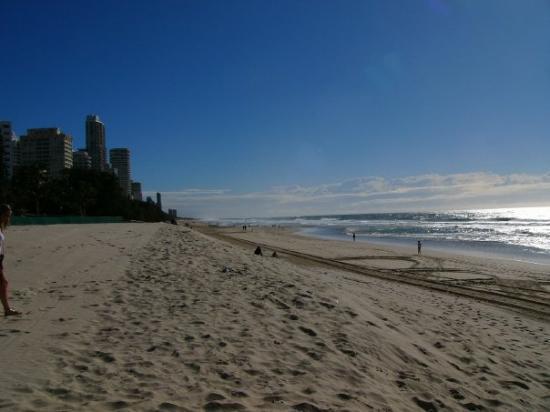 Surfer's Paradise Beach: So nice..