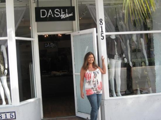 South Miami, FL: Dash Boutique South Beach FL