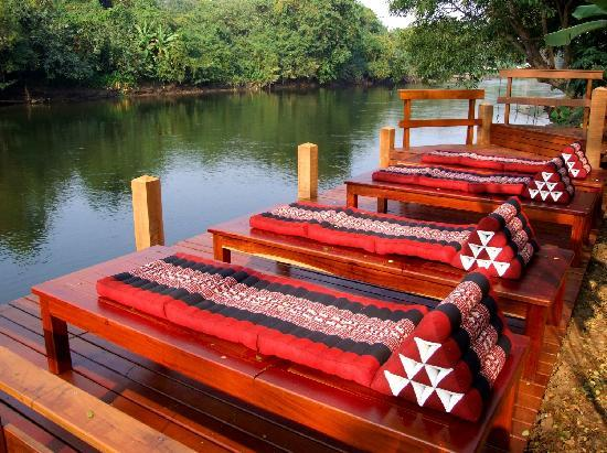 Oriental Kwai Resort: Sheer luxury on the banks of the River Kwai