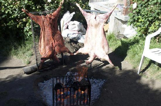 Hostel Pudu: NYE BBQ