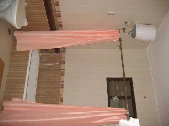 Hotel Alps Residency : salle de bains