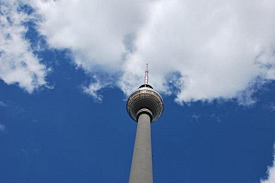 Bilde fra Berlin TV Tower